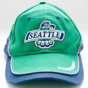Seattle Thunderbirds Hockey League Cap